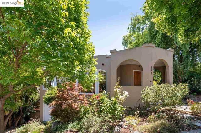 241 Sunnyside Avenue, Piedmont, CA 94610 (#40959401) :: Realty World Property Network
