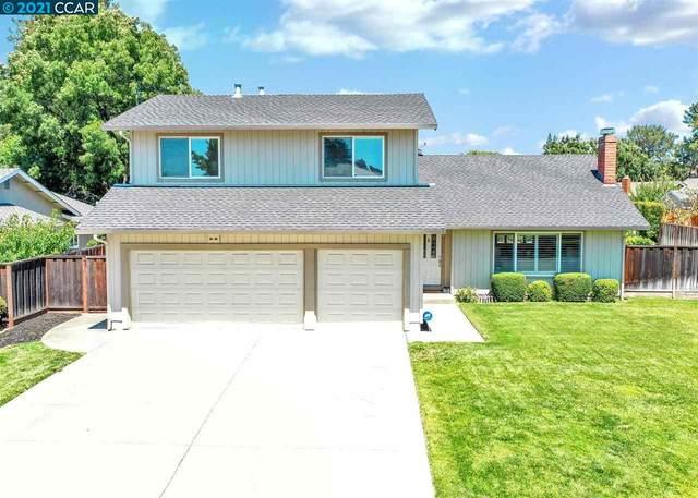 312 Downham Court, Walnut Creek, CA 94598 (#40959424) :: Blue Line Property Group