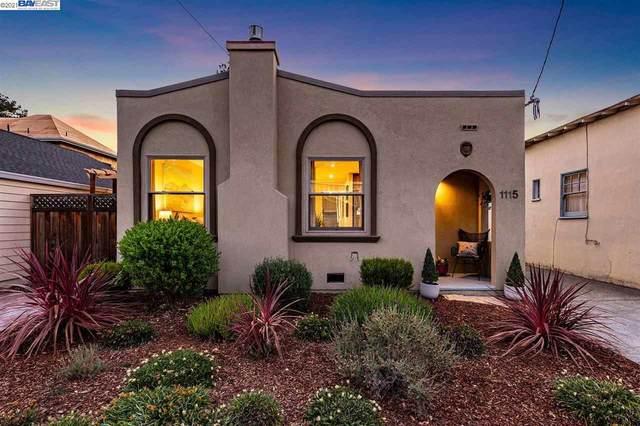 1115 Willow Street, Alameda, CA 94501 (#40959438) :: Swanson Real Estate Team   Keller Williams Tri-Valley Realty