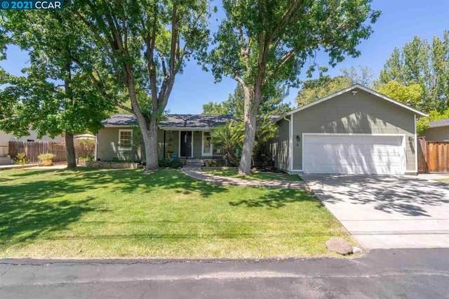 31 Iris Ln, Walnut Creek, CA 94595 (#40959446) :: Blue Line Property Group