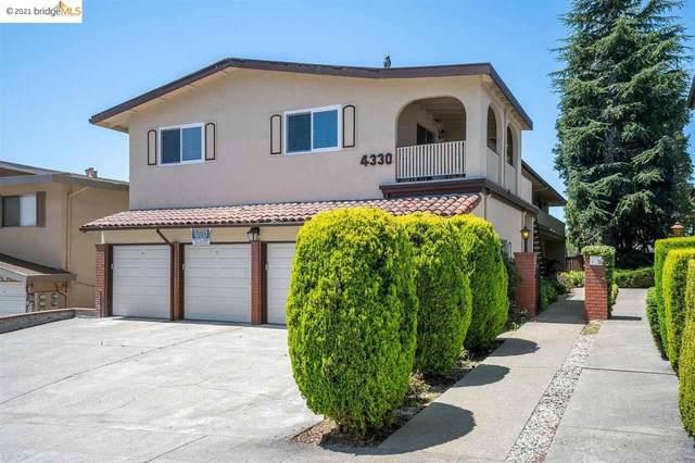 4330 Rilea Way, Oakland, CA 94605 (#40959483) :: Armario Homes Real Estate Team