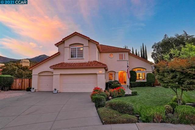 117 La Encinal Ct, Clayton, CA 94517 (#40959490) :: Blue Line Property Group