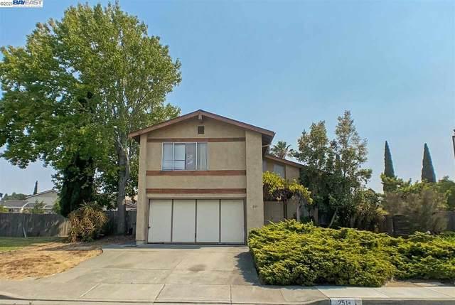 251 Oriole, Hercules, CA 94547 (#40959501) :: Blue Line Property Group