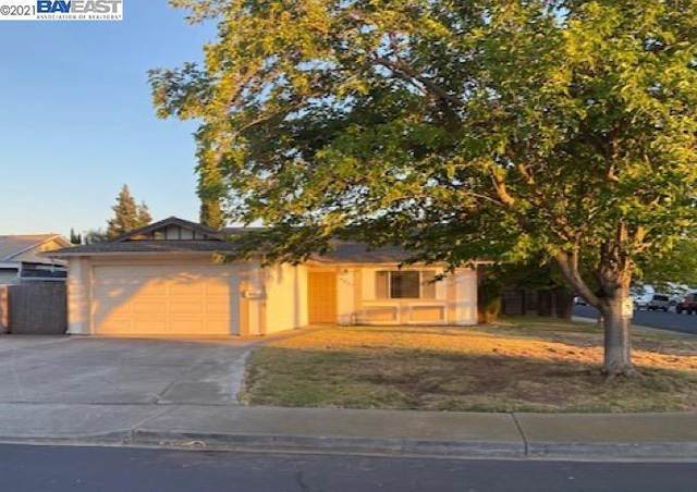 4427 Arabian Road, Livermore, CA 94551 (#40959502) :: Realty World Property Network