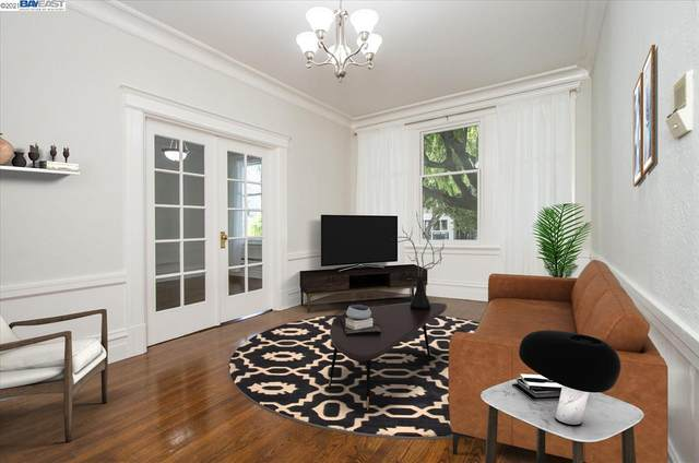 206 Steiner #2, San Francisco, CA 94117 (#40959503) :: Realty World Property Network