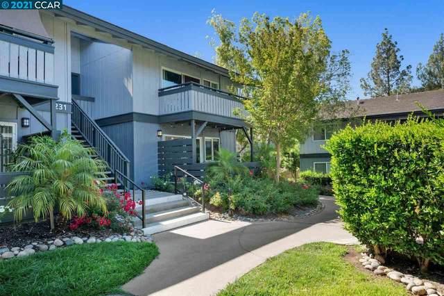 231 Masters Ct #1, Walnut Creek, CA 94598 (#40959515) :: Armario Homes Real Estate Team