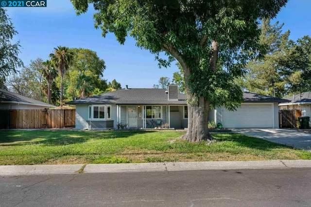 160 Mazie Dr, Pleasant Hill, CA 94523 (#40959518) :: Armario Homes Real Estate Team