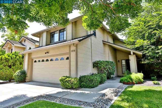 4828 Highlands Way, Antioch, CA 94531 (#40959535) :: Excel Fine Homes