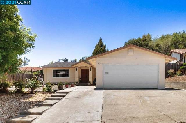 2621 Woodside Ct, Pinole, CA 94564 (#40959556) :: Swanson Real Estate Team | Keller Williams Tri-Valley Realty