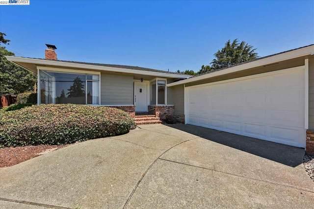 3880 Somerset Ave, Castro Valley, CA 94546 (#40959559) :: Swanson Real Estate Team   Keller Williams Tri-Valley Realty