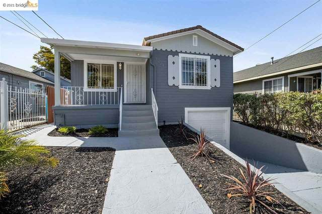 1224 83rd Avenue, Oakland, CA 94621 (#40959563) :: Armario Homes Real Estate Team