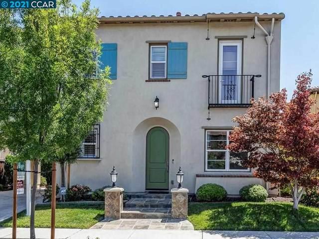 3081 Griffon St, Danville, CA 94506 (#40959575) :: Realty World Property Network
