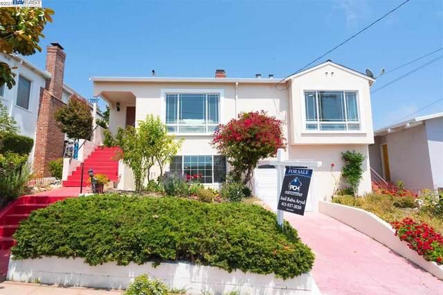 1824 Mendocino St, Richmond, CA 94804 (#40959578) :: Swanson Real Estate Team | Keller Williams Tri-Valley Realty