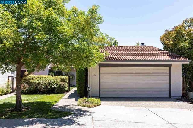 724 Augusta Dr, Moraga, CA 94556 (#40959579) :: Realty World Property Network