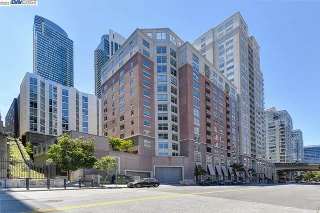 400 Beale St #1210, San Francisco, CA 94105 (#40959618) :: Blue Line Property Group