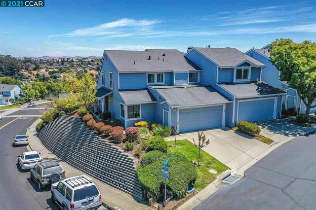 1301 Blue Oak Ct, Pinole, CA 94564 (#40959634) :: Armario Homes Real Estate Team