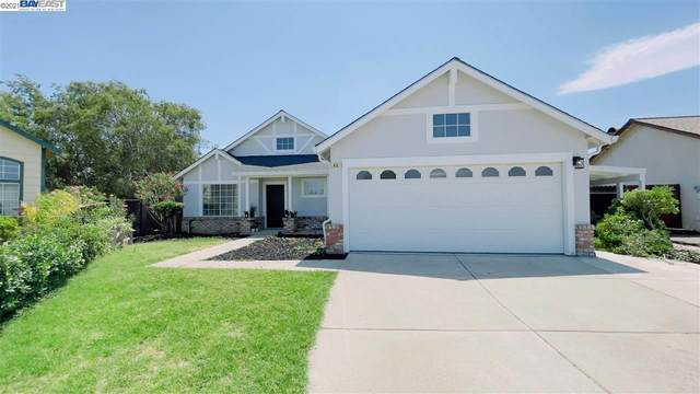 45 Monticello Ct, Oakley, CA 94561 (#40959657) :: Realty World Property Network