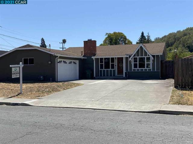 2308 Wright Ave, Pinole, CA 94564 (#40959661) :: Swanson Real Estate Team   Keller Williams Tri-Valley Realty