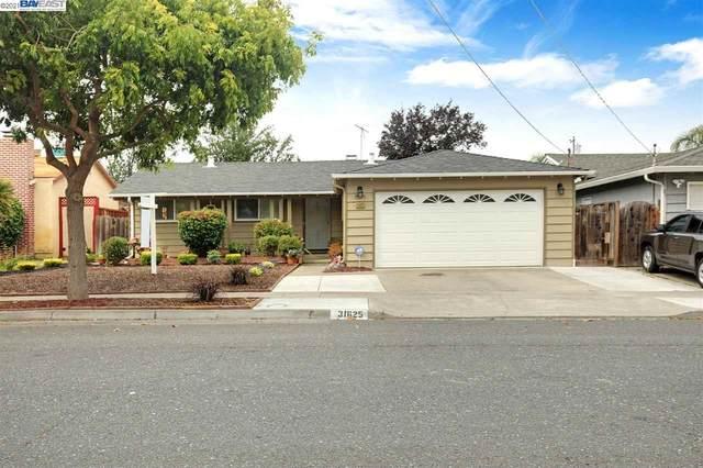31625 Medinah St, Hayward, CA 94544 (#40959665) :: Real Estate Experts