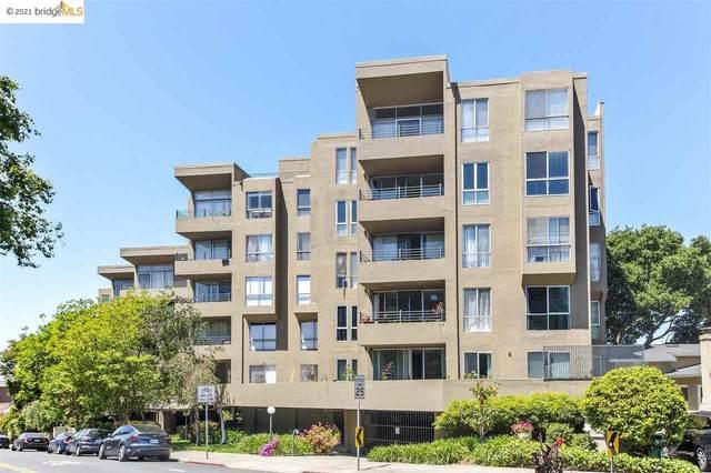 5340 Broadway Ter #607, Oakland, CA 94618 (#40959675) :: Swanson Real Estate Team   Keller Williams Tri-Valley Realty