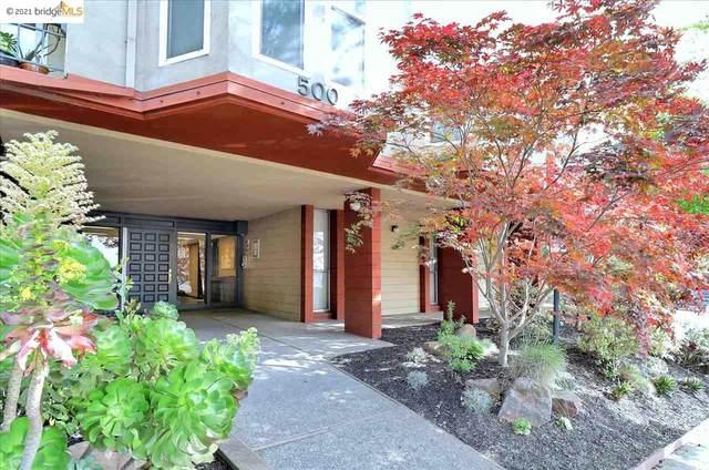 500 Vernon St #103, Oakland, CA 94610 (#40959728) :: Swanson Real Estate Team | Keller Williams Tri-Valley Realty