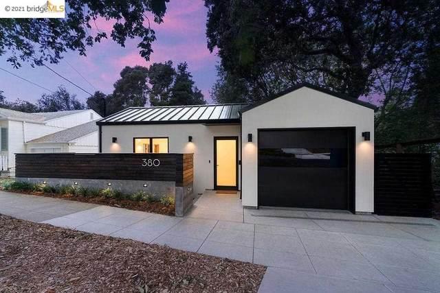 380 Vermont Ave, Berkeley, CA 94707 (#40959729) :: Swanson Real Estate Team | Keller Williams Tri-Valley Realty