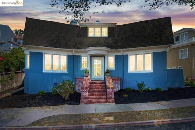 955 Mendocino Ave, Berkeley, CA 94707 (#40959740) :: Realty World Property Network
