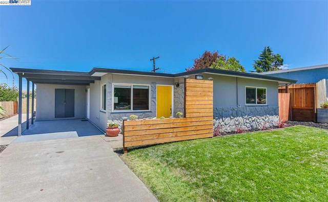 118 Luna Dr, Vallejo, CA 94591 (#40959750) :: Excel Fine Homes