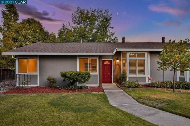 2146 Smith Ln, Concord, CA 94518 (#40959760) :: Excel Fine Homes