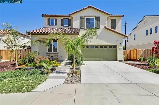 839 Cherry Blossom Lane, Tracy, CA 95377 (#40959766) :: Realty World Property Network