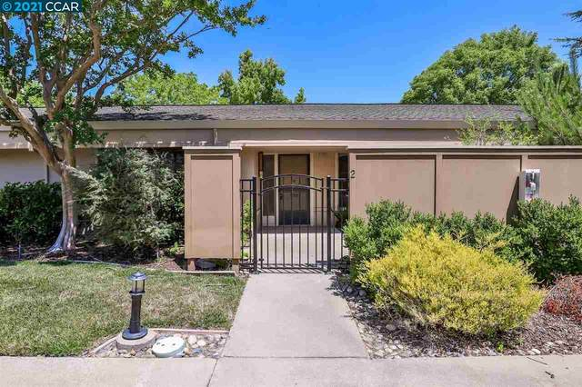 1108 Oakmont Dr. #2, Walnut Creek, CA 94595 (#40959775) :: Swanson Real Estate Team   Keller Williams Tri-Valley Realty