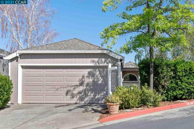 502 Daisy Pl., Pleasant Hill, CA 94523 (#40959778) :: Realty World Property Network