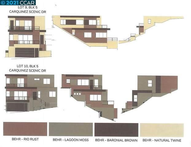 6 Carquinez Scenic Dr, Martinez, CA 94553 (#40959781) :: Swanson Real Estate Team | Keller Williams Tri-Valley Realty