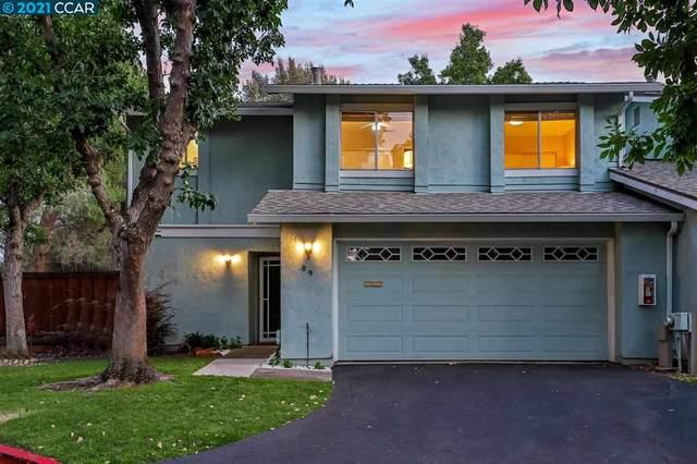 89 Fountainhead Ct, Martinez, CA 94553 (#40959791) :: Swanson Real Estate Team | Keller Williams Tri-Valley Realty