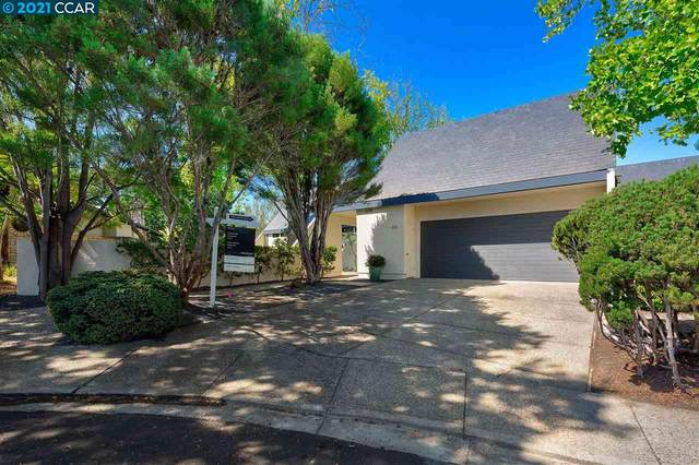 621 Greystone Terrace, Orinda, CA 94563 (#40959803) :: Armario Homes Real Estate Team