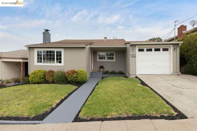 5509 Sutter Ave, Richmond, CA 94804 (#40959809) :: Swanson Real Estate Team | Keller Williams Tri-Valley Realty