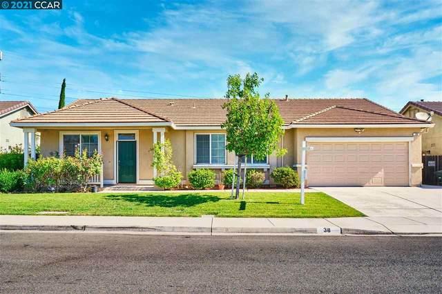 38 Plum Tree Ct, Pittsburg, CA 94565 (#40959811) :: Swanson Real Estate Team | Keller Williams Tri-Valley Realty