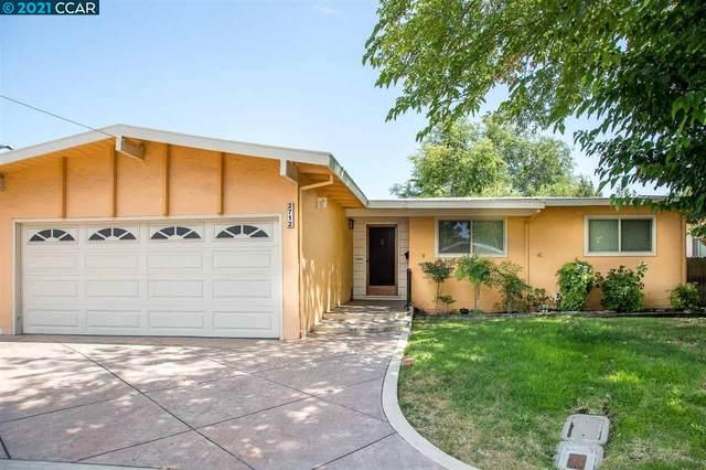 2712 Edward Ave, Concord, CA 94520 (#40959838) :: Armario Homes Real Estate Team