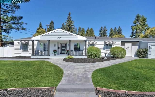 1787 Bishop Dr, Concord, CA 94521 (#40959845) :: Armario Homes Real Estate Team