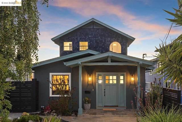 1056 Tevlin St, Albany, CA 94706 (#40959848) :: Armario Homes Real Estate Team