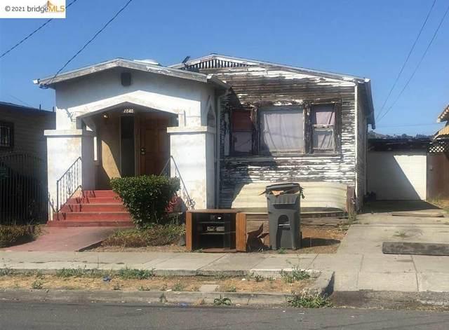 7848 Holly St, Oakland, CA 94621 (#40959866) :: Swanson Real Estate Team | Keller Williams Tri-Valley Realty