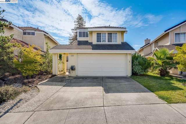 2982 Southwycke Ter, Fremont, CA 94536 (#40959891) :: Armario Homes Real Estate Team