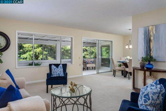 3441 Tice Creek Dr #11, Walnut Creek, CA 94595 (#40959908) :: Realty World Property Network