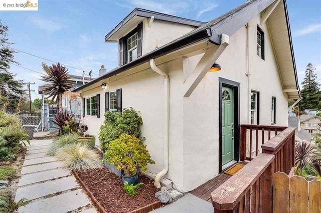 2505 Wallace St, Oakland, CA 94606 (#40959923) :: Armario Homes Real Estate Team