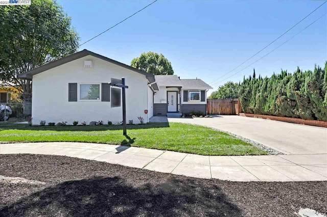27925 Dickens Ave, Hayward, CA 94544 (#40959924) :: Realty World Property Network
