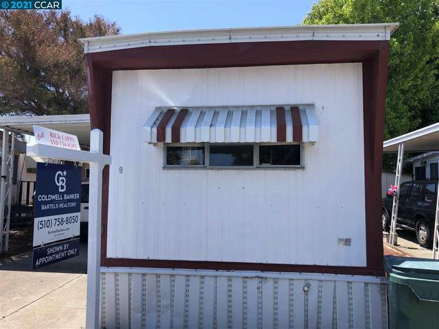 2885 Willow Rd #9, San Pablo, CA 94806 (#40959930) :: Realty World Property Network