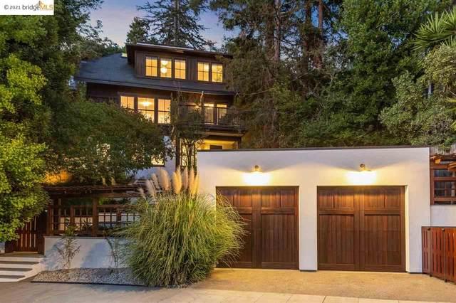 1123 Arch St, Berkeley, CA 94708 (#40959938) :: Armario Homes Real Estate Team