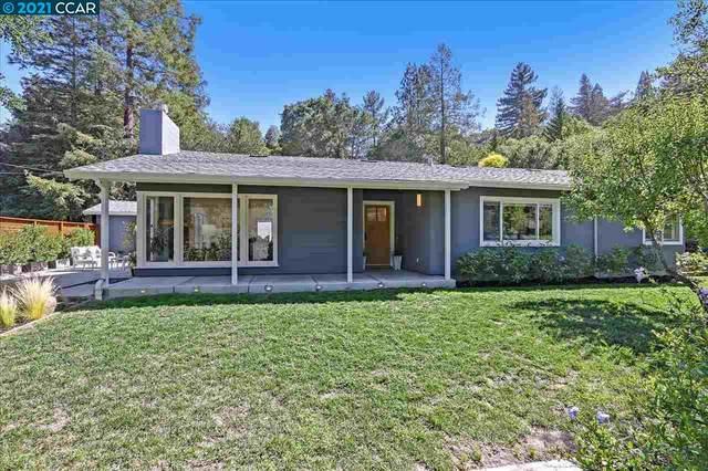 4 Loma Vista Dr, Orinda, CA 94563 (#40959957) :: Realty World Property Network