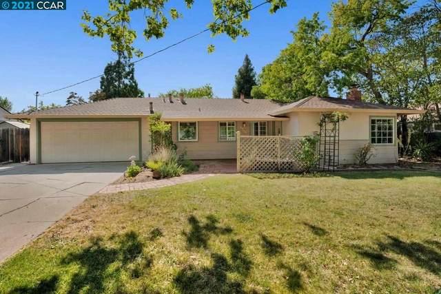 1968 Elinora Dr, Pleasant Hill, CA 94523 (#40959968) :: Armario Homes Real Estate Team