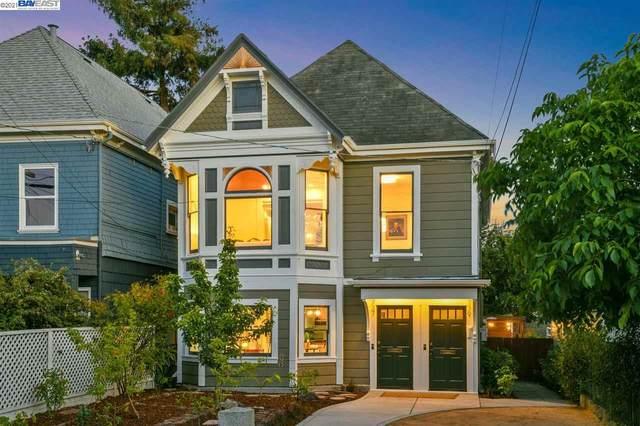 739 59TH STREET, Oakland, CA 94609 (#40959978) :: Swanson Real Estate Team   Keller Williams Tri-Valley Realty